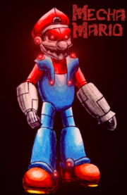 Mecha Mario (Future)