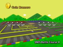 Battle Course 4