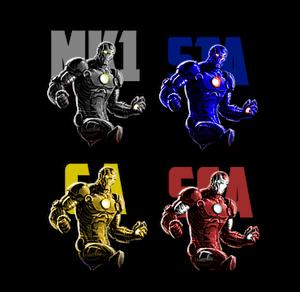 Ironman palette