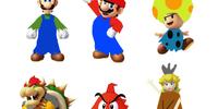 Mario Bros. Time Travel Extravaganza!
