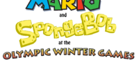 Mario and SpongeBob at the Olympic Winter Games/Gallery