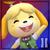 Isabelle - Jake's Super Smash Bros. icon
