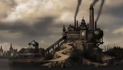Factory Island - Detentionaire