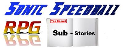 Sonic Speedball Substories