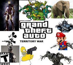 GTA Territory War
