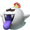 The True King Boo by evilwaluigi