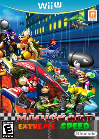 File:Mario Kart Extreme Speed Boxart.png