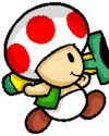 Rocket Toad