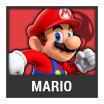 ACL -- Super Smash Bros. Switch character box - Mario