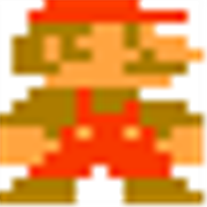 File:Retro Mario.png