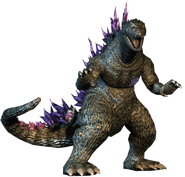 Godzilla-psd85271