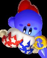 Gravity Kirby Downside KDL3D