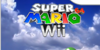 Super Mario 64 Wii