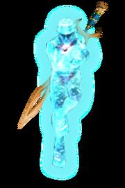 Tabuu with Weapon