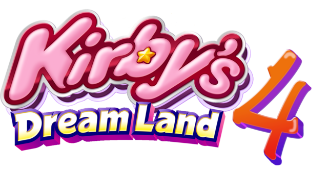 File:Kirby 4 Logo.png