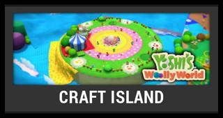 ACL -- Super Smash Bros. Switch stage box - Craft Island