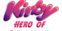 Kirby Hero of Dreamland