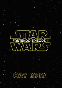 Star wars fantendo iii teaser poster