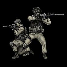 Guns and shit