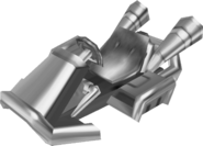 Silver Body MK64W