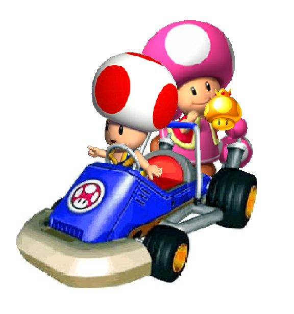 Image - Toad and Toadette.png   Fantendo - Nintendo Fanon ... - photo#10