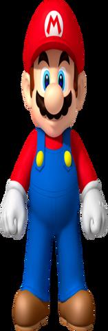 File:Flat Mario.png