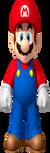 Flat Mario