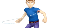 Mike Jones (Super Smash Bros. Golden Eclipse)