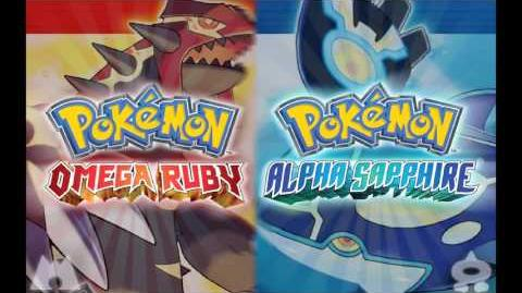 ORAS Style Pokémon FireRed and LeafGreen Battle! Legendary!