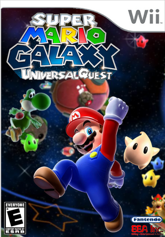 File:Super Mario Galaxy Universal Quest Boxart.png