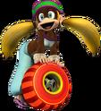 Tiny Kong Racer