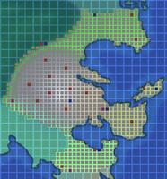 Voxel Mountain Map