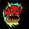 Raijin Mask