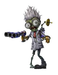 Plants vs Zombies Garden Warfare - Scientist