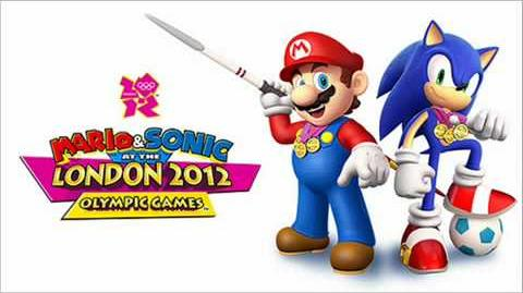 Splash Hill Zone (Mario and Sonic At London 2012 Olympic Games)