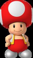 Toad Super Mario Super Show 3D