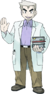 FireRed LeafGreen Professor Oak