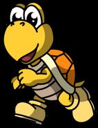 Yellow Koopa Troopa