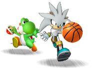 Yoshi vs Silver