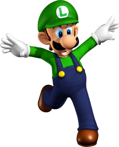 File:Luigi - Super Mario 64 DS.png
