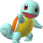 Squirtle SSB