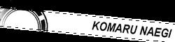 Versus Planet - Komaru Naegi logo