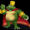 King k rool larger renderb by wilttilt-d7qbl0n