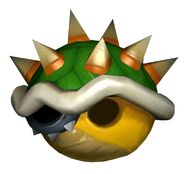 Mkdd bowsers shell