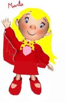 Mary noddy' s sister