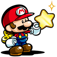 Mini Mario Tipping Stars (Star)