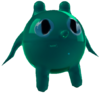 Green Blobby Dude