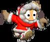 Angry eskimo