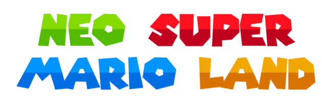 File:Neo Super Mario Land Logo.png