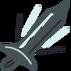 PK Blade Gamma